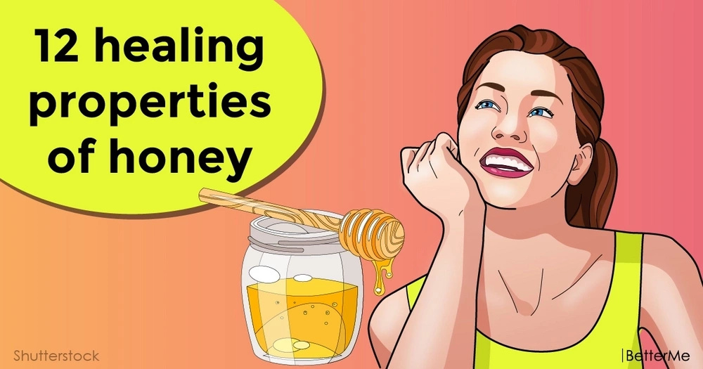 12 healing properties of honey