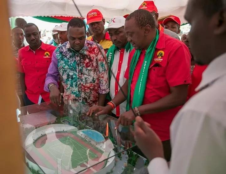 Instances that prove Uhuru Kenyatta was not into power