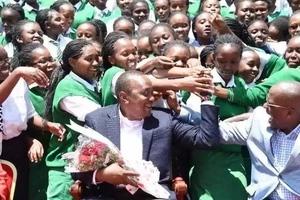 Uhuru atashinda kura za mwaka ujao, soma ujue ni kwa nini