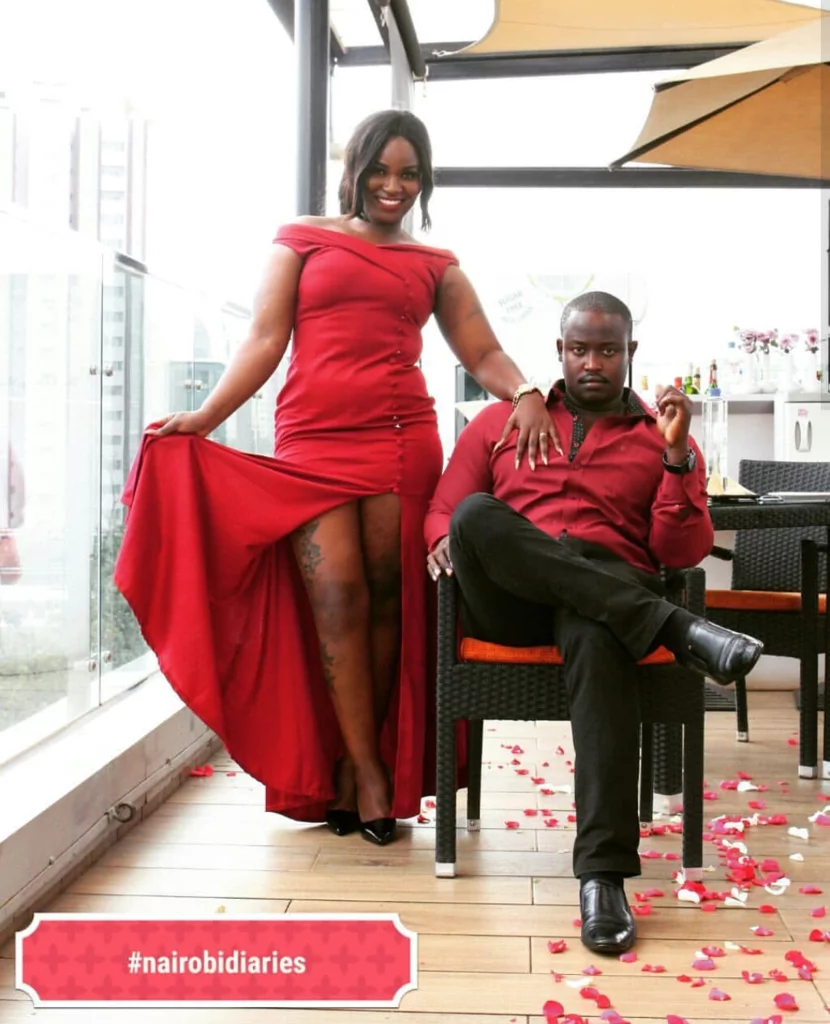16 extremely breathtaking photos of Nairobi Diaries actress Mishi Dorah's new handsome bae