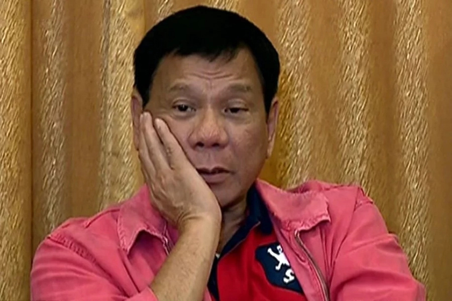 Duterte has a mental disorder. Check it out!