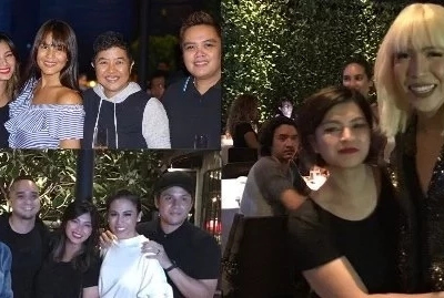 Bigatin talaga siya! Celebrities attend Angel Locsin's encore birthday bash