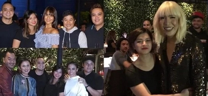 Angel Locsin gets an encore birthday celebration with her celebrity friends