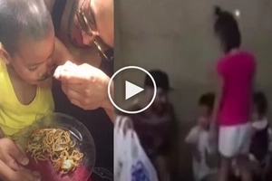 Young Filipino Star Helping Poor Homeless Kids in the Streets Will Steal Your Heart!