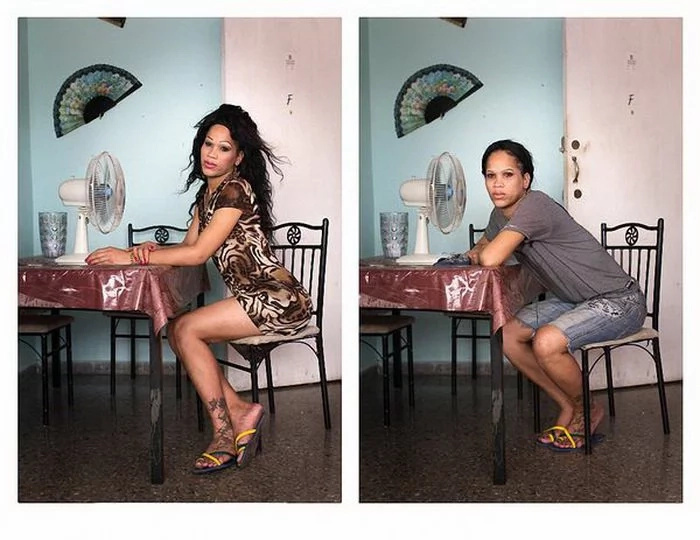 They underwent a sex change: 14 provacative 'before' and 'after' photos