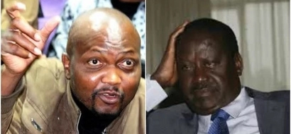 AGAIN! Moses Kuria makes a very MEAN comment about Raila's political stronghold