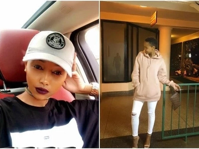 Huddah Monroe finally reveals what she really desires more than the socialite life