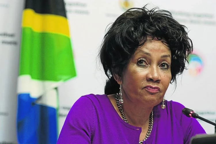 Who is Lindiwe Sisulu?