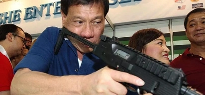 """Duterte: """"Pinatay ko talaga yung rapist nang walang kaawa-awa"""""""