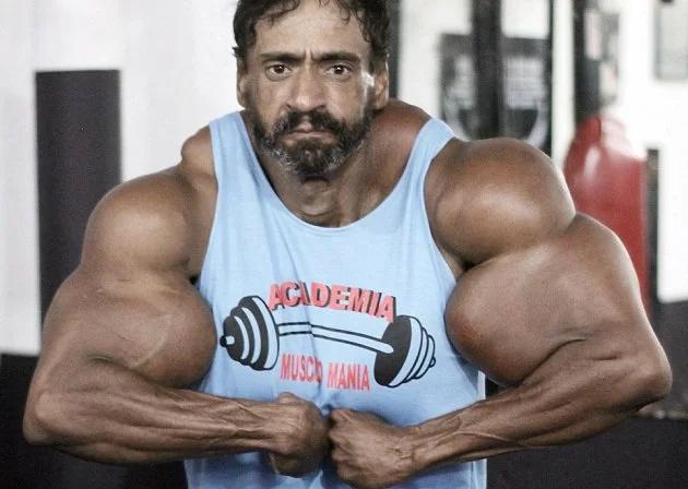 Tienes que conocer al Hulk brasileño y lo que hace para verse así. ¡Es muy loco!