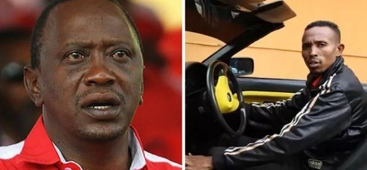 THIS nasty MESSAGE by Mohamed Ali of Jicho Pevu's will make Uhuru and Ruto really ANGRY