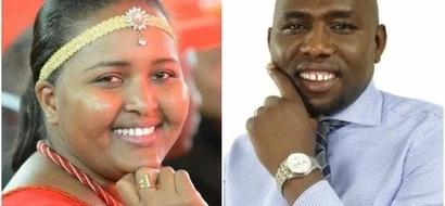 10 sizzling hot photos of Murkomen's alleged girlfriend Senator Naisula Lesuuda