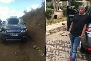 Singer Jaguar speaks after he killed two bodaboda riders