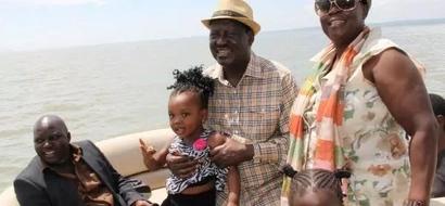 Nyumba ya dadake Raila Odinga yavamiwa na majambazi