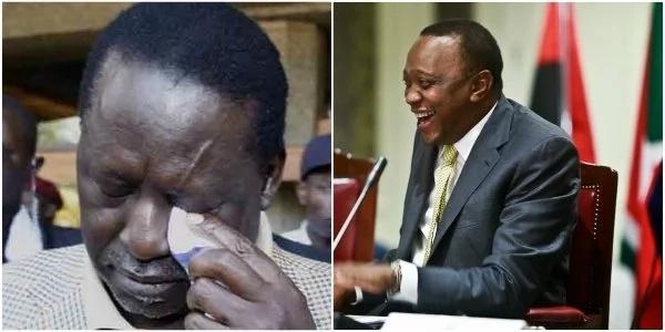 Raila ameachwa peke yake na mataifa ya Magharibi?