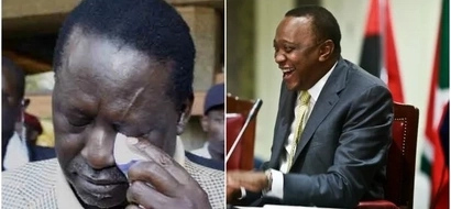 You are on your own- UN turns down Raila's request in his grievances against Uhuru's victory