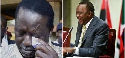 Nani ataweza kunyakua urais kati ya Uhuru na Raila? Pata kujua kutoka kwa utafiti wa hivi punde