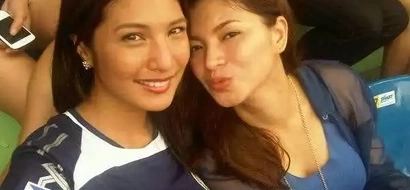 Angel Locsin has a true BFF who defended her against bashers