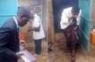 Police allegedly hurl teargas into a fully packed church in Kawangware (photos)