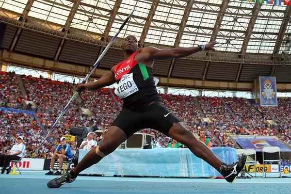 Julius Yego aims to write history history for Kenya