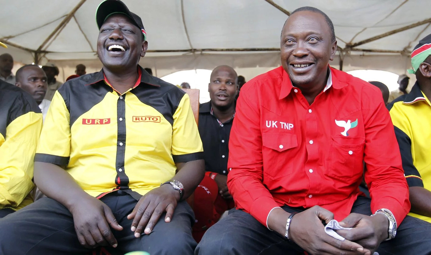 Mind-boggling details of the sophisticated Uhuru's campaign team that will baffle you