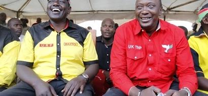 Nyakati Rais Uhuru Kenyatta ameonekana kama mtu mnyenyekevu (picha)
