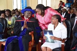 Margaret Wanjiru azungumza kuhusiana na madai ya kuondoka Jubilee