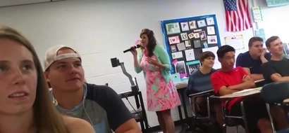 Don't Watch This Teacher's First Day Or You Will Cringe!