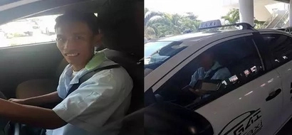 VIRAL: Meet Kuya Bryan, Davao City's honest taxi driver who inspired many