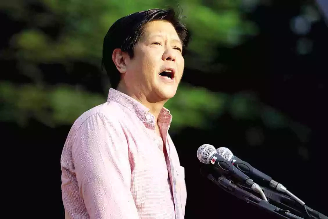 Bongbong concedes to human rights abuses in Martial Law
