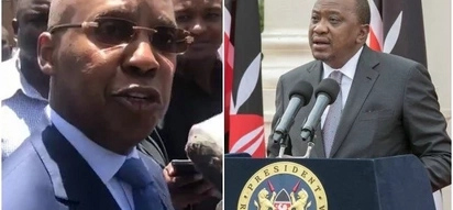 NASA billionaire financier chooses to address Uhuru directly after drama with police on busy Nairobi road