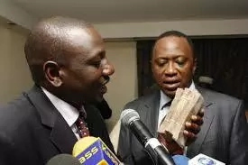 DP Ruto to stop generous church harambees next month or else...