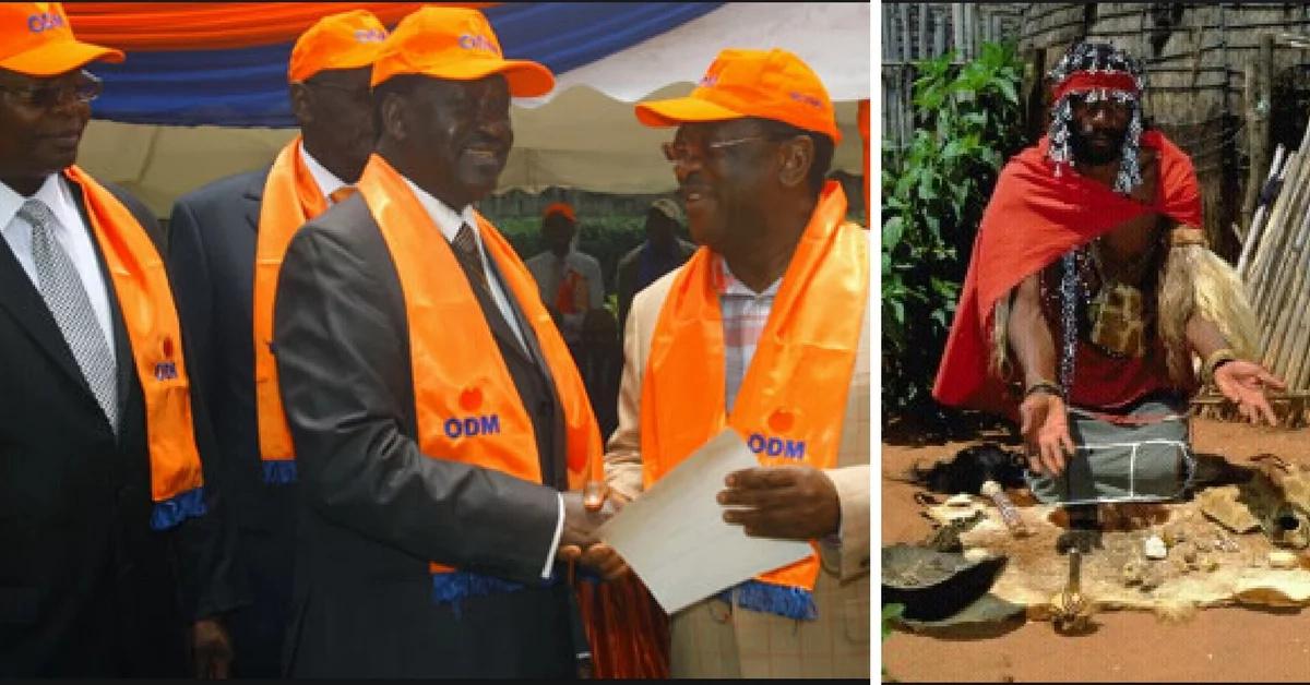 Muasi wa ODM atoa madai MAKALI dhidi ya Raila Odinga
