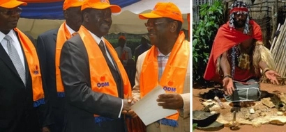 Witch doctors expose ODM leaders seeking their services ahead of the August 8 election