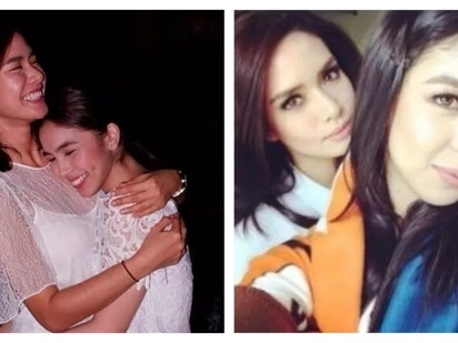 Friendship goals! Erich Gonzales and Julia Barretto share the story of how they became beshies!