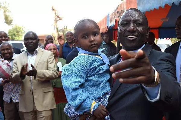 Turkana governor tears into DP Ruto