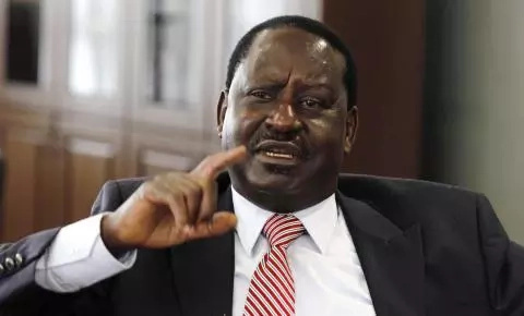 Raila Odinga's ODM is officially BROKE