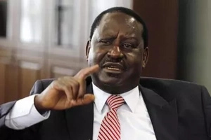 You have been warned, Raila Odinga to Museveni