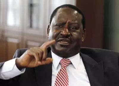 CORD leader Raila Odinga completely takes down Uhuru in 7 SCARY ways