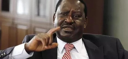 Raila's New Year tough message to Uhuru
