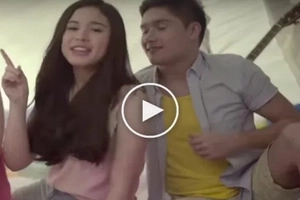 Julia Barretto caught with young male Filipino model