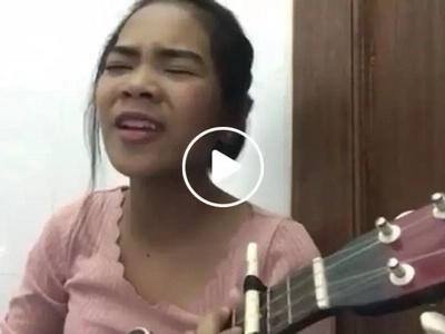 This girl from Tarlac will captivate you with her angelic voice as she shares her cover of 'Can't Help Falling In Love'