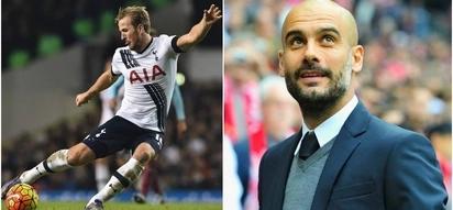 Pep Guardiola plots KSh 28.2 billion bid for Tottenham Hotspur's Harry Kane
