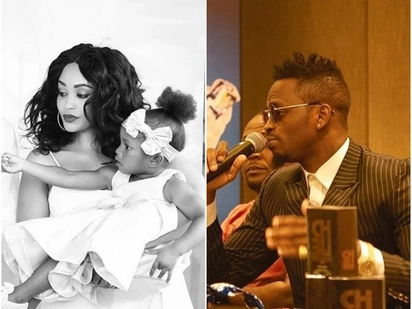I have never seduced any other woman apart from Zari - Diamond denies cheating allegations