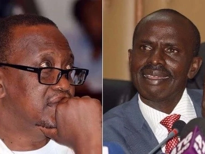 Wilson Sossion tears Uhuru's administration apart after court stopped his ejection from KNUT