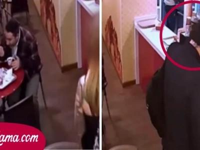 Ladrones roban a pareja en un restaurante y ellos jamás se percataron del hurto hasta que llegaron a casa