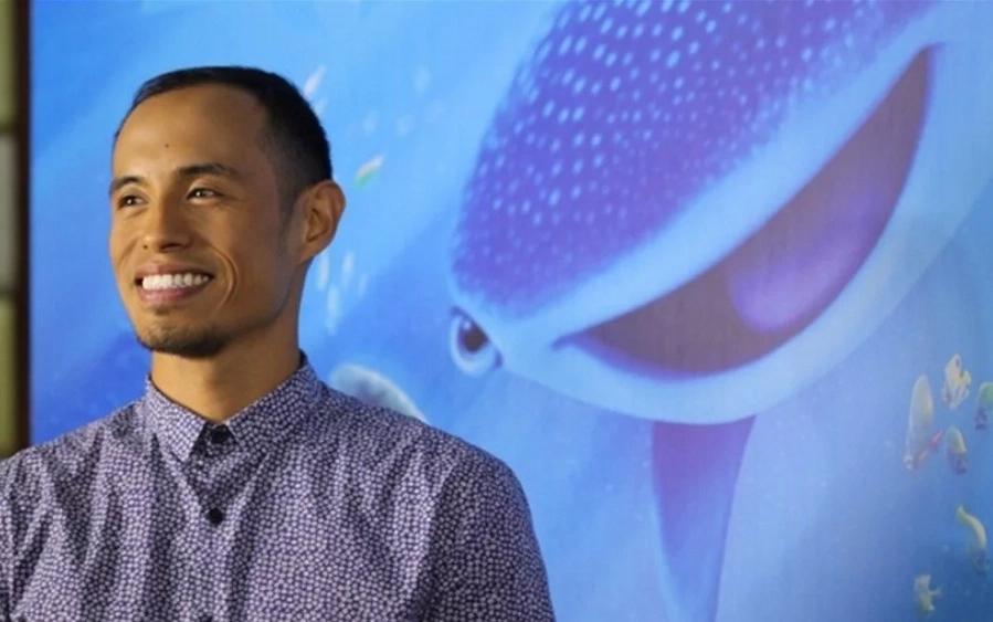 Fil-Am artist of 'Finding Dory' retraces his roots, back in Manila