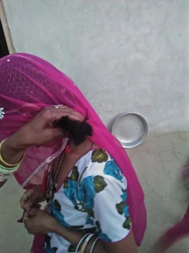 Scare and panic as occult gang in India resorts to cutting off women's hair and ears
