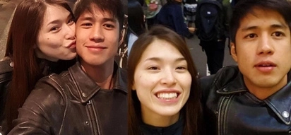 Real quick! Kylie Padilla and Aljur Abrenica are now engaged