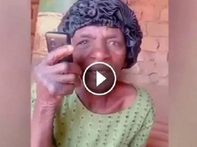 Hahaha! Watch this video to see if your grandma can do better